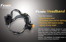 Fenix hoofdband