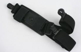 Ortec elastische helmhouder zaklampen draaibaar