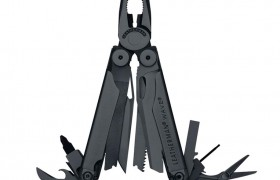 Leatherman NEW WAVE, ZWART (nylon)