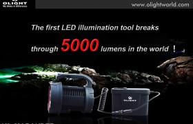 Olight X6 (oplaadbaar)