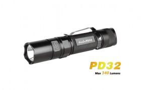Fenix PD32-G2, 340 lumen