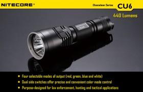 NiteCore Chameleon CU6, UV-LED
