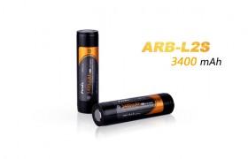 Fenix ARB-L2S 18650 accu, 3400mAh