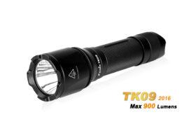 Fenix TK09-2016, max. 900 lumen