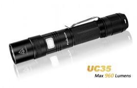 Fenix UC35, oplaadbaar max. 960 lumen