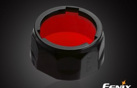 Fenix AOF-L filter, rood 40 mm