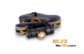 Fenix HL23 LED-hoofdlamp, champagne gold