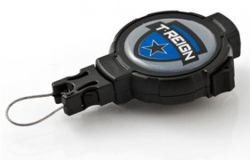 T-Reign, TRG-422 Retractable Gear Tether Medium Clip