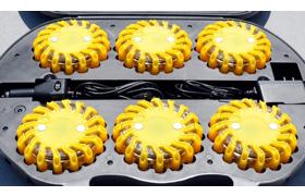 PowerFlare Laadkoffer 6-vaks