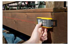 Laser afstandmeters