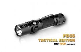 Fenix PD35-TAC, 1000 lumen