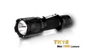Fenix TK16 LED-zaklamp met instant strobe