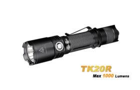 Fenix TK20R oplaadbare LED-zaklamp