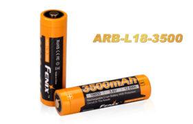 Fenix ARB-L18 18650 accu, 3500mAh
