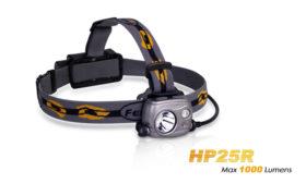 Fenix HP25R oplaadbare led-hoofdlamp