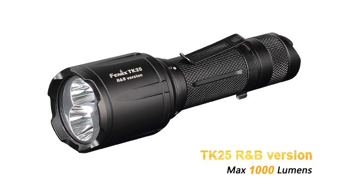 Zaklamp Rood Licht : Fenix tk25 rb led zaklamp kopen? avtools