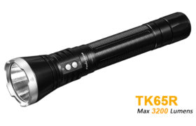 Fenix TK65R oplaad. ledzaklamp, 3200 lumen