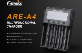 Fenix ARE-A4 batterijlader