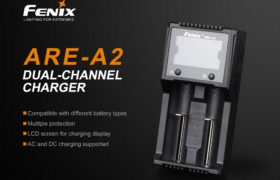 Fenix ARE-A2 batterijlader